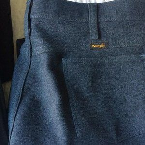 Wrangler Vintage Ranch Trousers